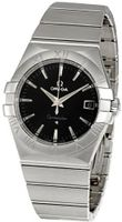 Omega 123.10.35.60.01.001 Constellation 09 Black Dial
