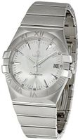 Omega 123.10.35.60.02.001 Constellation 09 Silver Dial