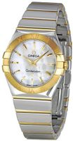 Omega 123.20.27.60.05.004 Constellation Mother-Of-Pearl Dial