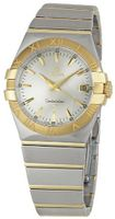 Omega 123.20.35.60.02.002 Constellation Quartz Two Tone