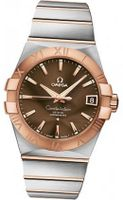 Omega 123.20.38.21.13.001 Constellation Co-Axial 38MM 18KR