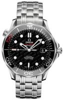 Omega Seamaster Classic Seamaster Co-Axial 300M Chronometer James Bond 50th Anniversary