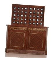 Bergamo 40 Winder Rosewood Cabinet, Programmable Movement by Orbita