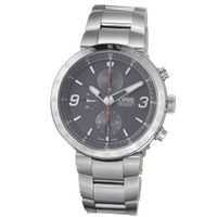Oris 01 674 7659 4163 07 8 25 10 TT1 Chrono Grey Dial
