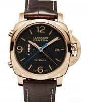 Panerai Contemporary Luminor 1950 3 Days Chrono Flyback Oro Rosso