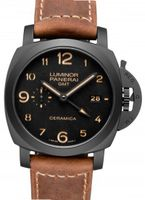 Panerai Contemporary Luminor 1950 3 Days GMT Automatic Ceramica