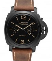 Panerai Contemporary Luminor 1950 Tourbillon GMT Ceramica