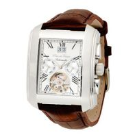 Pere de Temps 3027 Debut Patton Automatic Mechanical Stainless Steel with Exhibition Dial