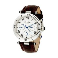 Pere de Temps Unisex 4013 Genese Chemist Automatic Mechanical Stainless Steel Skeleton Dial