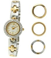 Pierre Jacquard BZ2 Two-Tone 4pc Bezel Gift Set