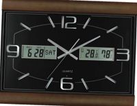 Power Wall Clocks 0101BLMKS