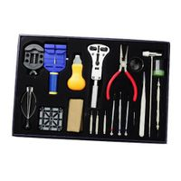 20 in 1 Horologe Wrist Case Opener Repair Tools Set