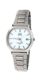 Q&Q High Quality Water Resistant Casual With Date Model BL16J201