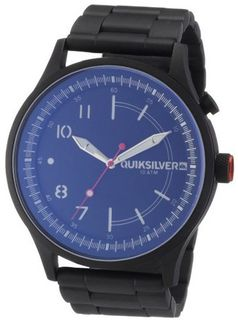 Quiksilver Admiral Metal Quartz with Multicolour Dial Analogue Display and Multicolour Stainless Steel Bracelet M164LFABLK2T