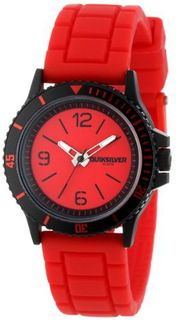 Quiksilver Kids' QWBA001-RED Smaller Analog Fashion