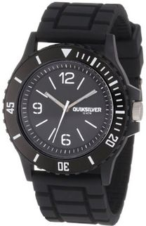 Quiksilver QWMA010-BLK Analog Turning Bezel
