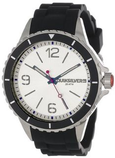 Quiksilver QWMA017-SIL Mach 69 Oversized Analog