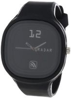 RADAR es Unisex AGBKM-0001 The Agent Interchangeable Silicone Analog
