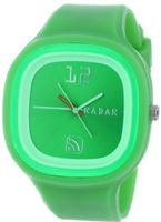 RADAR es Unisex AGGRN-0004 The Agent Interchangeable Silicone Analog