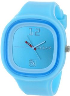 RADAR es Unisex AGLTB-0003 The Agent Interchangeable Silicone Analog