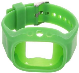 uRADAR Watches RADAR es BND-GRN-1004 44.45 -mm Silicone Band Strap