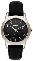 Rakani +5 32mm Black with Black Leather Band