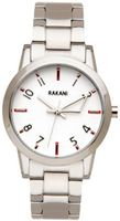Rakani +5 32mm White with Stainless Steel Band