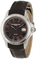 Raymond Weil 2970-STC-00718 Parsifal Automatic Steel case and Leather strap