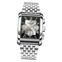 Raymond Weil 4878-ST-00268 Don Giovanni Rectangular Case Automatic Movement