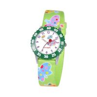 Red Balloon Kids' W000179 Butterflies Stainless Steel Time Teacher