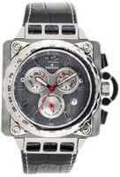 R?gnier Z?phir R1302 Chronograph Stainless Steel Strap 2040732