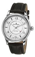Revue Thommen 10012.2532 Date pointer Black Leather Strap Automatic