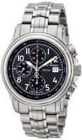 Revue Thommen 16041.6137 Airspeed Carbon Chronograph Automatic Black Dial
