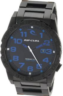Rip Curl A2467-MNB Cortez Two XL Midnight SSS Stainless-Steel Sport Bezel