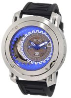 Ritmo Mundo 202/2 Blue SS Persepolis Dual-Time Exhibition Automatic