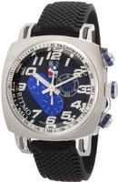 Ritmo Mundo 221 Blue INDYCAR Series Quartz Chrono with Stainless Steel Case