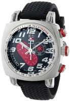 Ritmo Mundo 221 Red INDYCAR Series Quartz Chrono with Stainless Steel Case