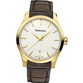 Rodania Swiss RS25068.30 Gold and Brown Nolan