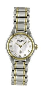 Rotary LB02602-41L Ladies Two Tone