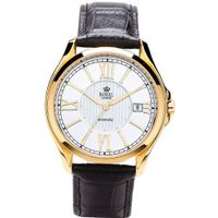 Royal London 41152-03 Automatic Black and Steel