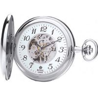 Royal London 90004-02 Mechanical Pocket with Chain