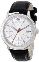 88 Rue du Rhone 87WA120027 Analog Display Swiss Quartz Black