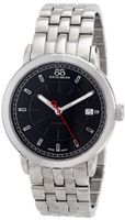 88 Rue du Rhone 87WA120032 Analog Display Swiss Automatic Silver