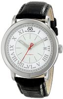 88 Rue du Rhone 87WA120033 Analog Display Swiss Automatic Silver
