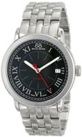 88 Rue du Rhone 87WA120034 Analog Display Swiss Automatic Black