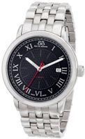 88 Rue du Rhone 87WA120040 Analog Display Swiss Automatic Silver