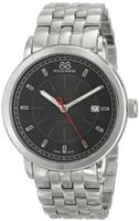 88 Rue du Rhone 87WA120042 Analog Display Swiss Automatic Silver