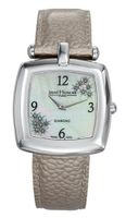 Saint Honore 721060 1YBD Audacy Paris Mother-Of-Pearl Dial Varnished Genuine Leather