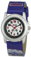 Scout 280302000 Boys' Analog Quartz with Blue Leather Strap