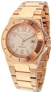Sottomarino Orca Lady SM60310-G with Rose Gold Stainless Steel Band